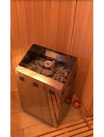 Электрокаменка ЭКМ-6 для сауны