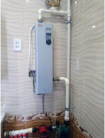 Электрокотел ЭВН для отопления дома