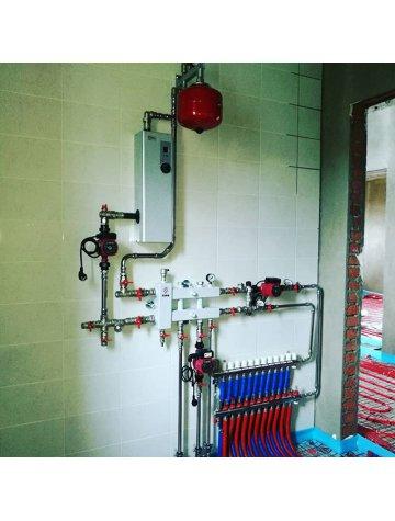 Электрокотел ЭВН-4,5 для отопления дома